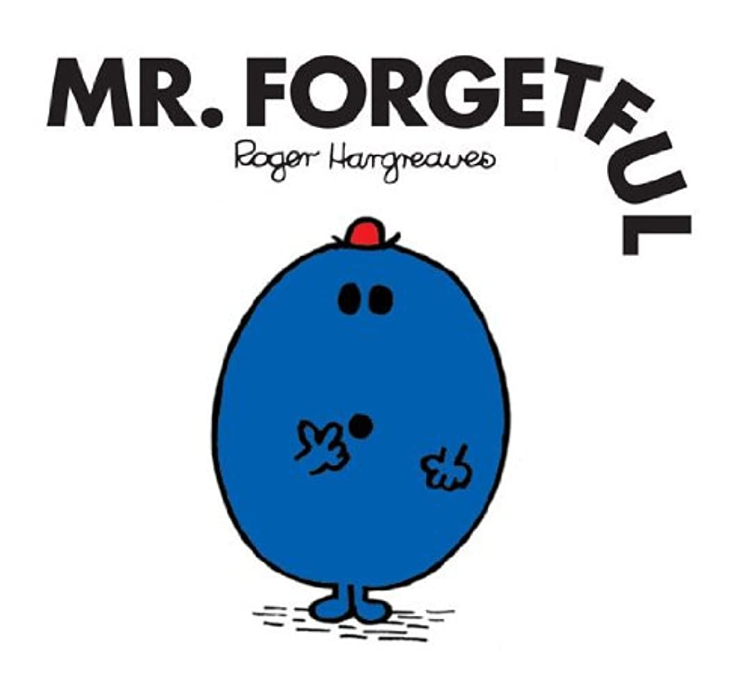 Mr. Forgetful (Mr. Men and Little Miss Book 14) (English Edition)