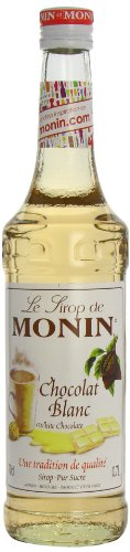 Monin Premium White Chocolate Syrup 700 ml