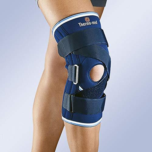Rodillera ligamentos cruzados rf:4109 talla 3