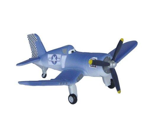 Bullyland 12924 - Spielfigur, Walt Disney Planes, Skipper Riley, ca. 7,8 cm