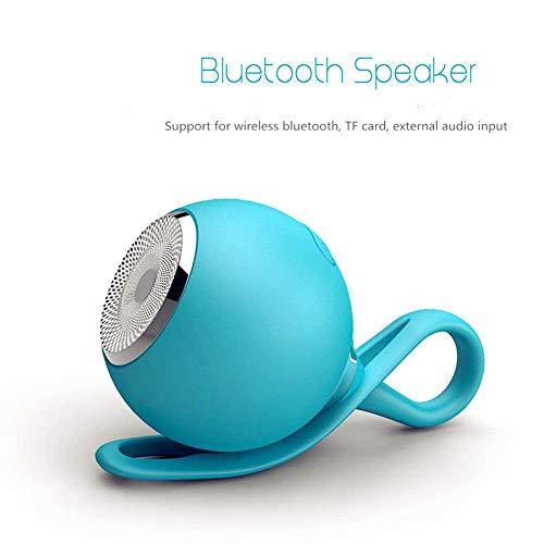 Altoparlante Bluetooth impermeabile, portatile, wireless, mini altoparlante sportivo , supporto scheda TF, ingresso AUX da 3,5 mm, portata 10 m, per sport all'aperto, viaggi, bicicletta