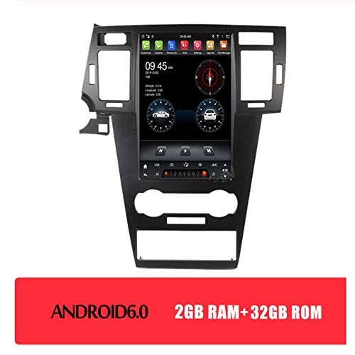 Android-Player Radio Car Stereo Receiver - Anwendbar für Chevrolet König Cheng 2008-2012, 12,1-Zoll-Multimedia mit Bluetooth Spiegel Link-FM AM GPS-Navigation