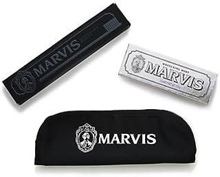 MARVIS(マービス) トラベル・セット (歯みがき粉・歯ブラシ・ポーチ)