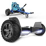 GeekMe Scooter Elettrico autoalimentato da 8,5 '' per...