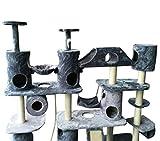 YAMEIJIA Luxus super große Katze Klettergerüst Katzenbaum-Haustier-Versorgung...
