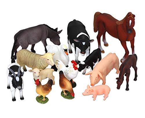 Bauernhof Tiere TLG.