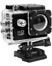 MUQGEW 1080 P WiFi Sport Actie Camera Ultra HD Waterdichte DV Camcorder 12MP 140 Graden Groothoek Actie Cam Recorder Camera