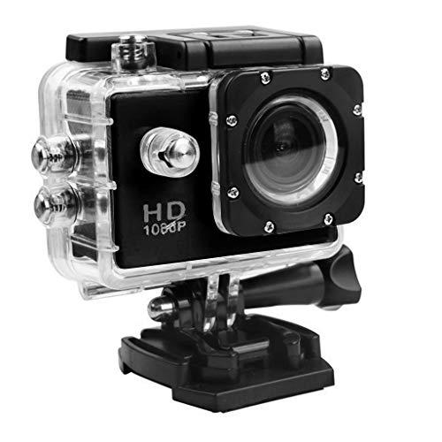 MUQGEW 1080 P WiFi Sport Action Camera Ultra HD Impermeabile DV Videocamera 12MP 140 Gradi Grandangolare Action Cam Recorder Camera