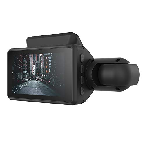 Gaoominy Dash Cam IPS Car DVR Camera Dual Lens Dash Cam 1080P Night Vision Driving Video Recorder
