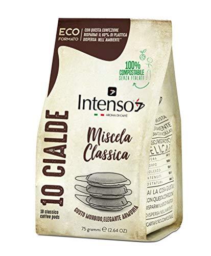 120 Monodosis Cafè 44mm - Classico - Intenso Aroma Di Caffe'