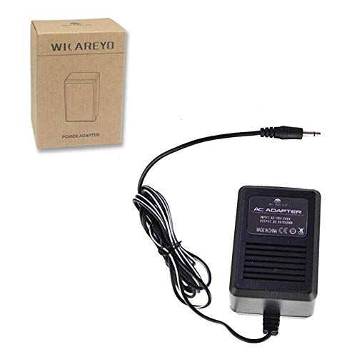 WiCareYo AC Power Supply Adapter Plug Cord for Atari 2600 System Console US Plug