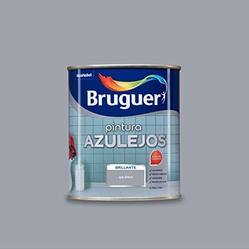 Bruguer Esmalte para Azulejos Brillante Gris Ártico 750 ml