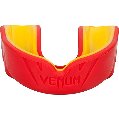 Venum Unisex Adult Challenger Mouth Guard, Multicolor (Red/Yellow),...