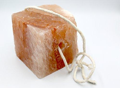 ALTA CALIDAD Himalayan Pink Salt Animal 5KG BLOQUEO DE SAL LICKING Nutrición...