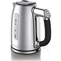 Krups Cool-touch Stainless Steel 1.7-Liter Double Wall Electric Kettle