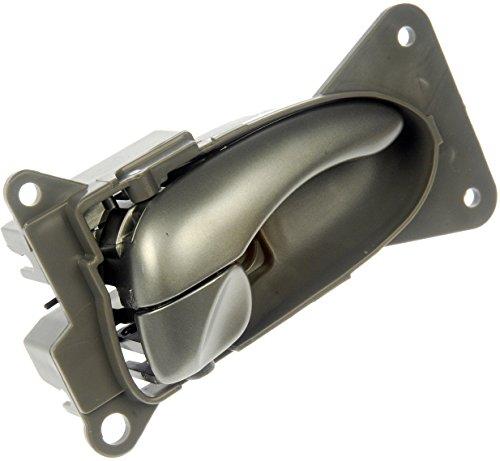 05 altima door handle silver - 9