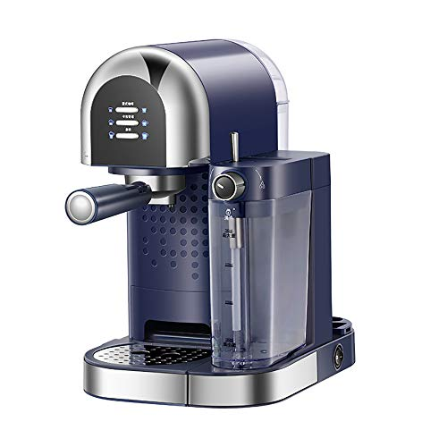 Rzj-njw Macchina di Fantasia con Cappuccinatore Automatico, Controllo di Temperatura NTC di Macchina di Famiglia di Tipo Espresso