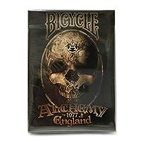BICYCLE(バイスクル) トランプ ゴシックファンタジー 『 アルケミー 1977 イングランド デック』 セカンド エディション [並行輸入品][E606]