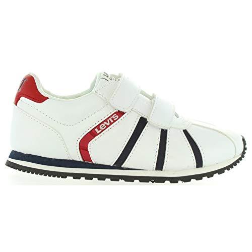 Zapatillas Deporte de Niño y Niña y Mujer Levis VALA0002S Almayer 0061 White Talla 29