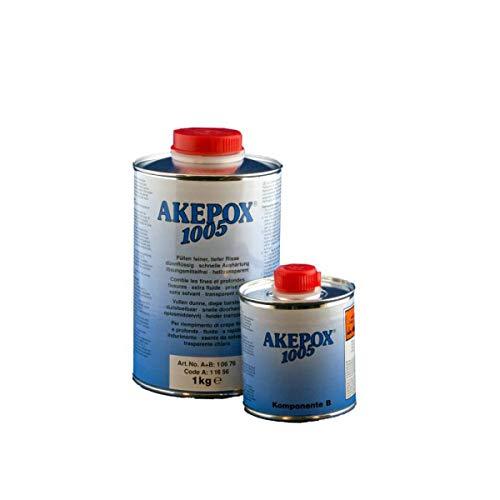Akepox 1005 - Extra flüssiges Harz - Akemi - 1,25 kg