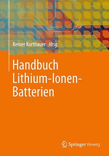 Handbuch Lithium-Ionen-Batterien