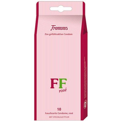 Fromms 11124018 Kondome FF Rose 10er Packung