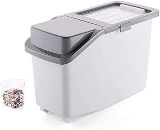 YWSZJ Cuisine Super Grand conteneur de Riz boîte de Rangement de Riz à Grains boîte de conteneur de céréales boîtes de Far...