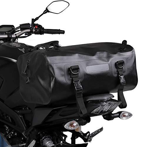 Hecktasche Rucksack BK35 für Harley Davidson Sportster 1200 Custom/Iron/Roadster,Softail/Sport Glide, Street 750, V-Rod/Muscle, Sportster Forty-Eight 48 / Special