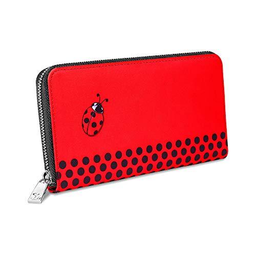 Hot Chocolate Design Ladybug Women's Wallet