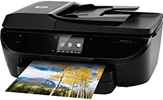 HEE7640 Envy Wireless 7640 e-All-in-One Photo Copier, Scanner, Fax and Printer with Mobile Printing, Duplex, Up to 22 ppm, Up to 4800 x 1200 dpi