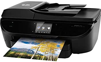HEE7640 Envy Wireless 7640 e-All-in-One Photo Copier, Scanner, Fax and Printer with Mobile Printing, Duplex, Up to 22 ppm,...
