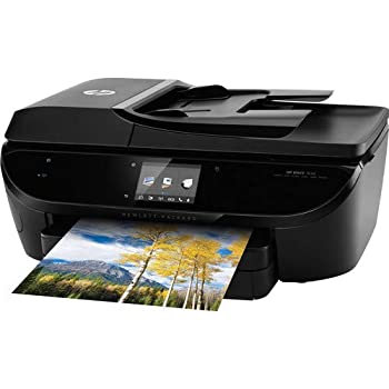 HEE7640 Envy Wireless 7640 e-All-in-One Photo Copier Scanner Fax and Printer with Mobile Printing Duplex Up to 22 ppm Up to 4800 x 1200 dpi