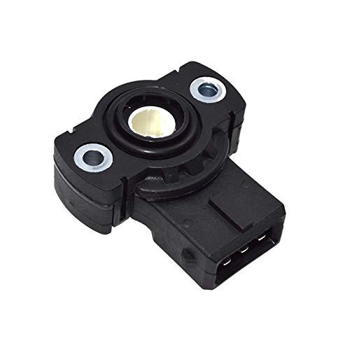 Bewitched ZHANGHANG Sensor de posición del Acelerador TPS Ajuste para BMW 3 5 7 8 Series E30 E36 E34 E39 E32 E38 Z3 M3 OE # 13631726591, 13631721456 ZH (Color : Black)