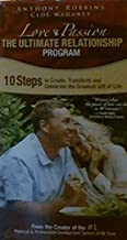 Love & Passion The Ultimate Relationship Program by Anthony Robbins [12 CD and 8 DVD]