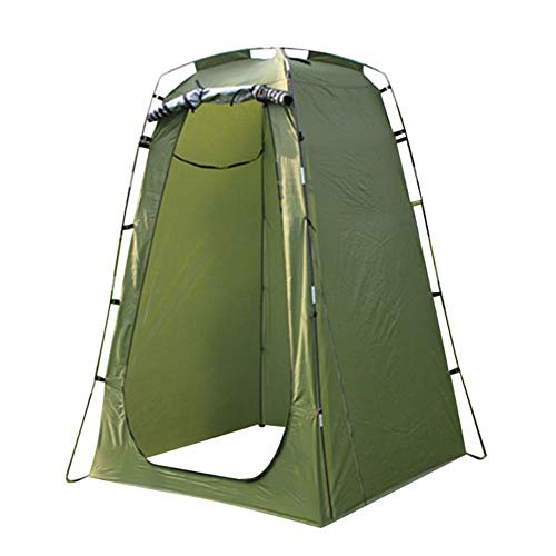 ZYF Portable Waterproof Outdoor Camping Shower Changing Room Shelter Sports Accessories,Army Green