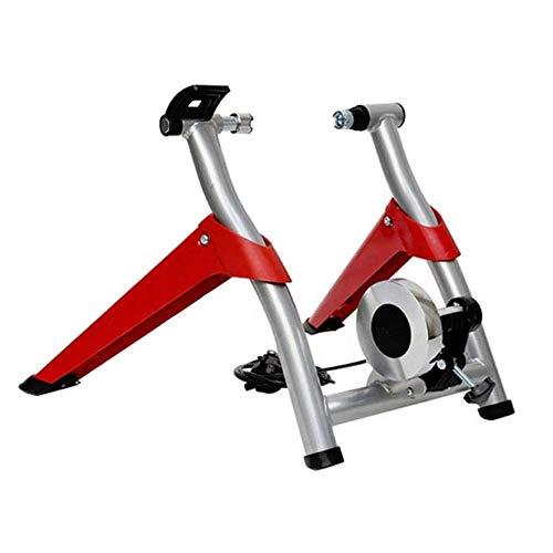 Yuany Faltbares Fahrradtrainingsgerät, Indoor Bike Trainer Übung Fahrrad Flüssigkeitswiderstände Stehen für 26