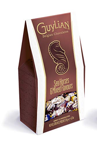 GuyLian Temptations- Artisanal Belgian Chocolates- 124g