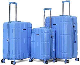 Giordano luggage - 5153 soft case trolley 3 pcs set with 4 wheel
