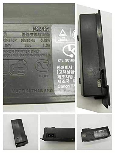 satukeji Accesorios de Piezas de Repuesto para Impresora K30231 OEM para Fuente de Adaptador de Corriente Canon para Canon Pixma Ip1500 A1.9