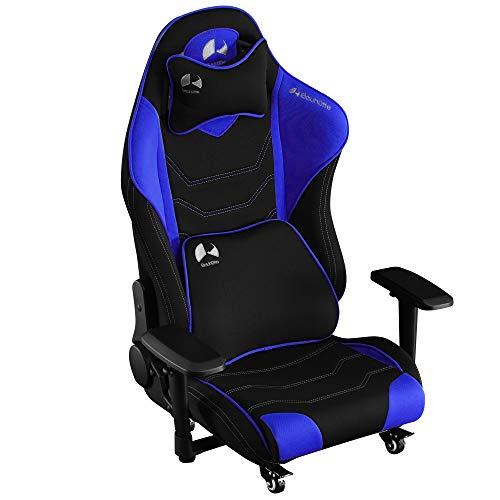 Bauhutte(バウヒュッテ) ゲーミング座椅子 GX-530-BU ブルー