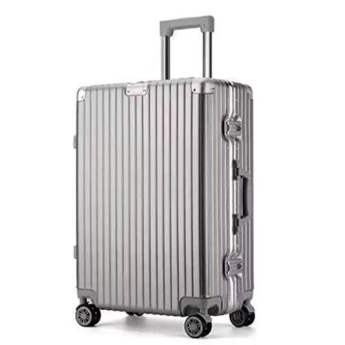 Rolling Laptop Case, Lichtgewicht Check-in Bagage | Medium koffer, 4 wielen, Polycarbonaat Harde Shell Reistas, met TSA Lock (24 inch, 64cm,5 Kleur)