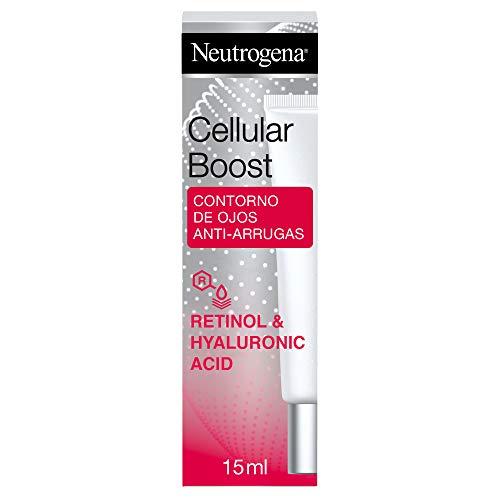 Neutrogena Cellular Boost Contorno de Ojos Anti Arrugas Rejuvenecedor, 15ml