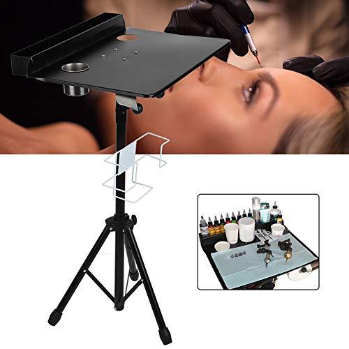 Schreibtisch mit professionellem Handy-Tattool, einstellbarer Ausstelltisch, abnehmbar, Laptop-Ständer für Tattoos und Schönheit und Barberia