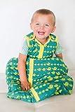 Baby deedee Sleep Nest Tee Baby Sleeping Bag, Duckies, Small