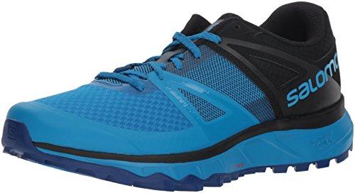 Salomon Trailster Zapatillas de trail running Hombre, Azul (Indigo Bunting/Black/Indigo Bunting), 40 2/3 EU (7 UK)
