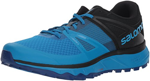 Salomon Trailster Zapatillas de trail running Hombre, Azul (Indigo Bunting/Black/Indigo Bunting), 42 2/3 EU (8.5 UK)