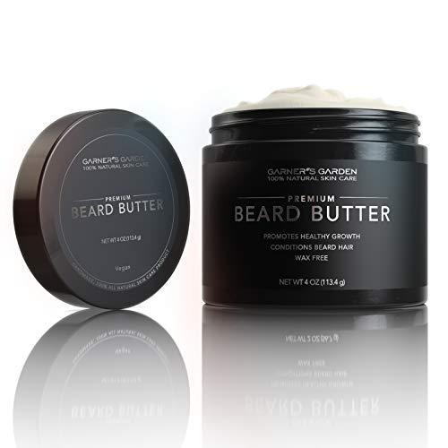 Garner's Garden Beard Butter 4 oz