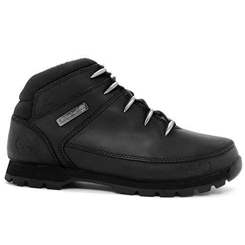 Timberland Zapatillas de Trekking para Hombre, 0A2DUH_44,5, Color Negro, Talla 44,5 EU
