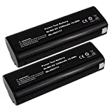 2 Pack 6V 3300mAh Replacement Battery Compatible with Paslode 404717 B20544E BCPAS-404717 for 404400 900400 900420 900600 901000 902000 B20720 CF-325 IM200 F18 IM250 IM250A IM350A IM350CT PS604N