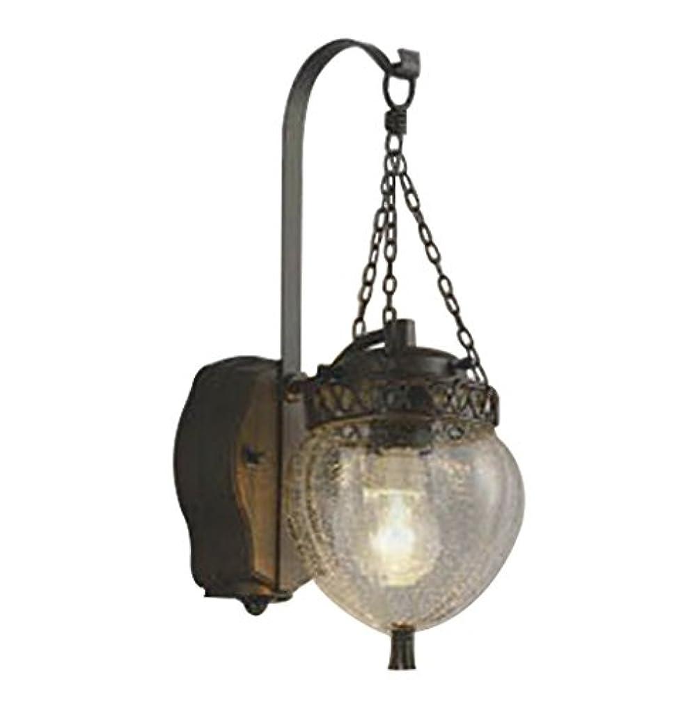 焦げトレイル豊かにするコイズミ照明 人感センサ付ポーチ灯 タイマー付ON-OFFタイプ AU47344L